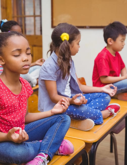Helping Teachers Practice Mindfulness in Special Education